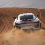 Marc Gemballa Kembali Guncang Pecinta Sportscar 911  Bermanuver di Gurun Pasir