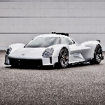 Porsche 919 Street, Konsep Desain Balap Dengan Powertrain Hybrid