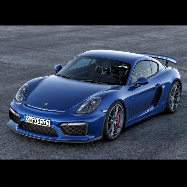Porsche 718 GT4 Pertahankan Mesin 6 Silinder