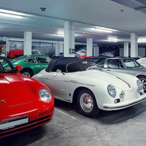Porsche Classic Hidupkan Kembali Spare Part Langka Seri Vintage