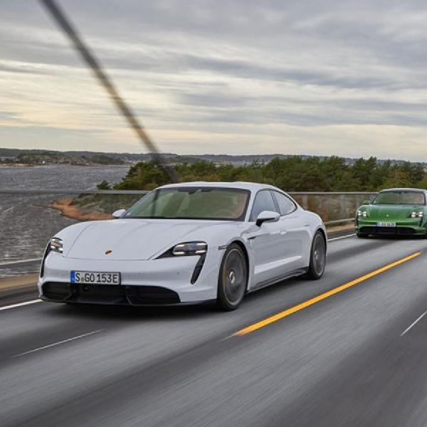 Porsche Lakukan Investigasi Terhadap Model Taycan yang Bermasalah!