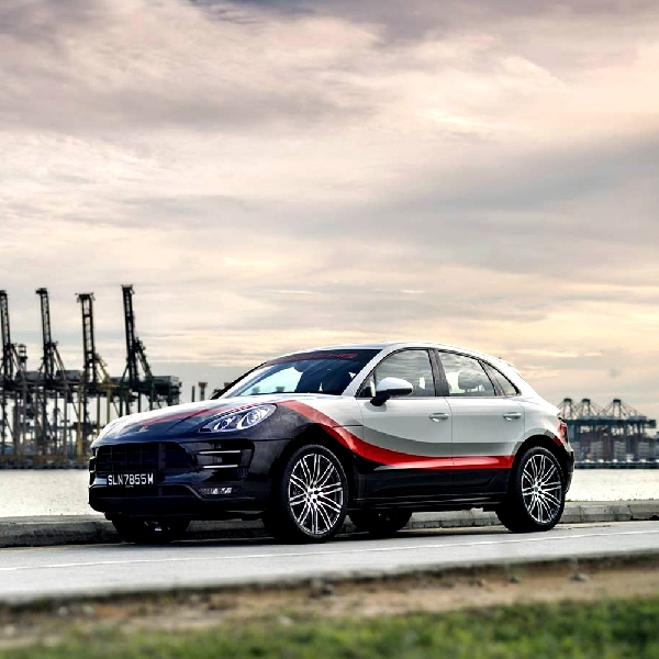 One Day With Porsche Macan Turbo with Performance Package