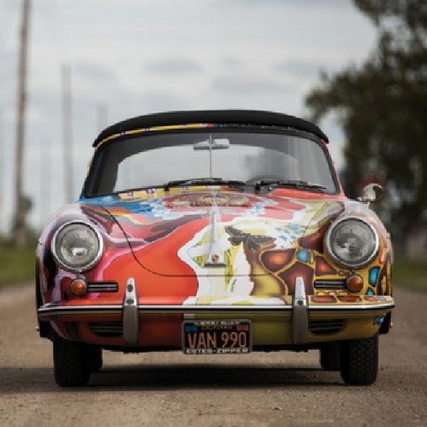 Porsche Milik Janis Joplin Punya Harga Selangit
