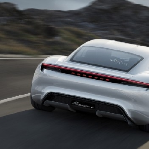 Ini Bocoran Spesifikasi Porsche Mission E