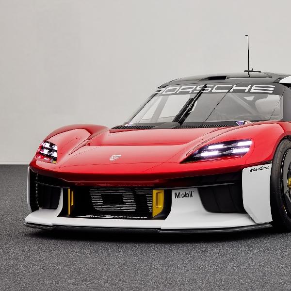 Porsche Mission R Baru, Mobil Balap Listrik 1.073 Hp Untuk Masa Depan