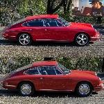 Porsche Panamera Retro, Sedan Sport Bergaya Klasik Dengan 4-Door Vintage 911