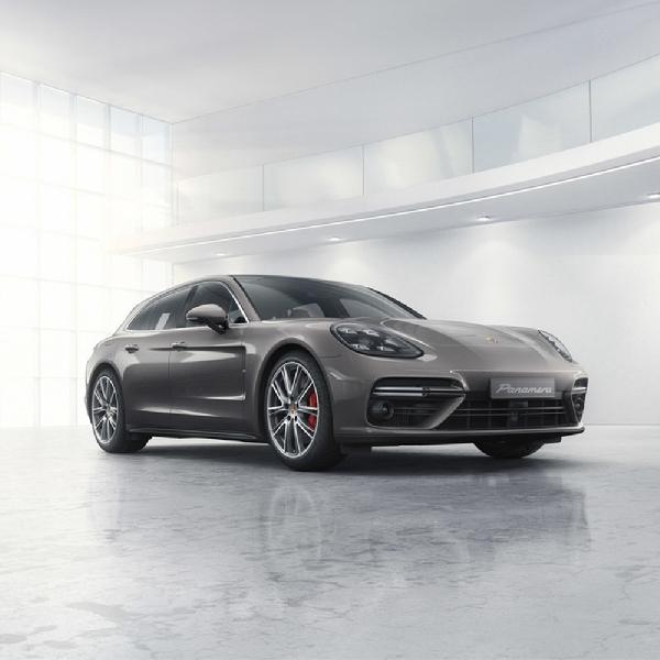 Porsche Panamera Sport Turismo Mulai Diproduksi