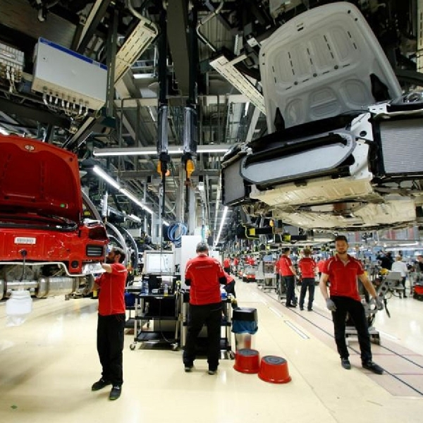 Porsche Tak Ingin Buka Pabrik di Tiongkok? Ternyata Ini Penyebabnya