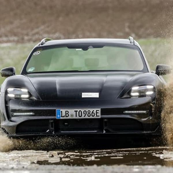 New Porsche Taycan Cross Turismo Resmi Diperkenalkan