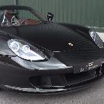 Ini Dia Satu-Satunya Porsche Carrera GT Berwarna Hijau Zaitun
