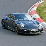 Porsche Uji Coba New Lightweight 911 Turbo Special Edition