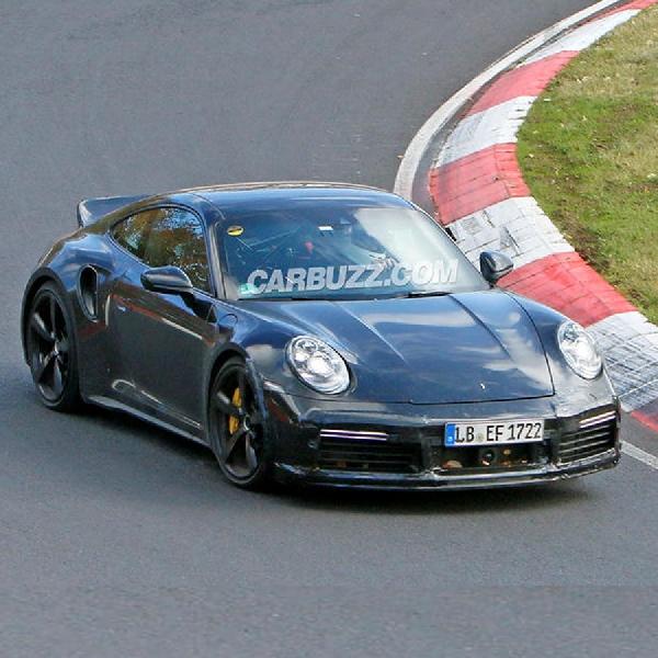 Porsche Uji Coba New Lightweight 911 Turbo Special Edition