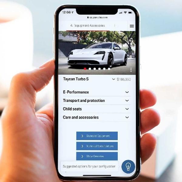 Porsche Bakal Bantu Mengkonfigurasi Mobil Baru Konsumen Menggunakan Teknologi AI