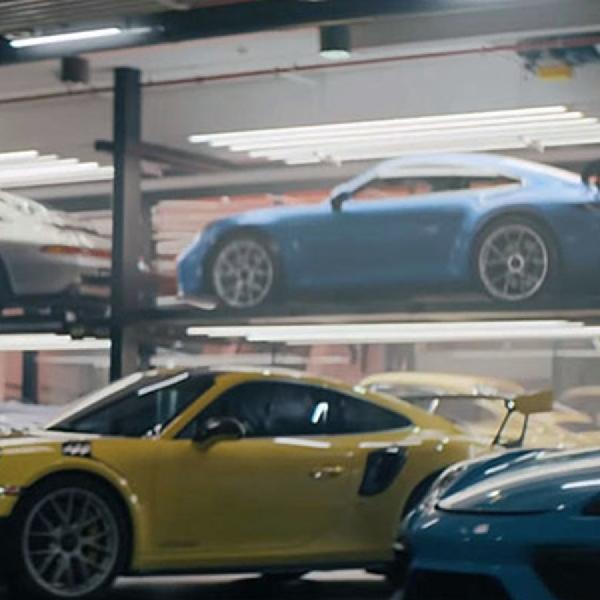 Porsche Akhirnya Umumkan Kehadiran 911 GT3
