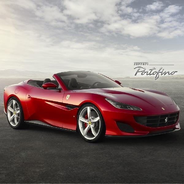 Ferrari Portofino Akan Kelilingi 60 Negara di Eropa