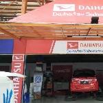 Pos Siaga Lebaran Siap Temani Mudik Sahabat Daihatsu
