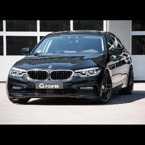 G-Power Tawarkan Paket BMW Seri 5 Lebih Galak