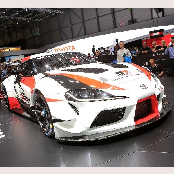 Konsep Terbaru Toyota Supra Muncul di Geneva Motor Show 2018