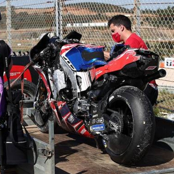 MotoGP: Pramac Sebut Jorge Martin Bakal Absen di Dua Balapan