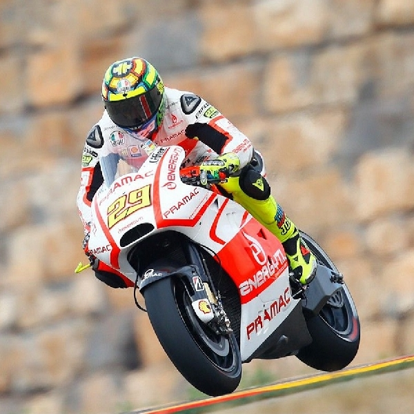 MotoGP: Pramac Pertimbangkan Andrea Iannone