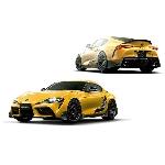 Pratinjau Toyota GR Supra dan GR Yaris