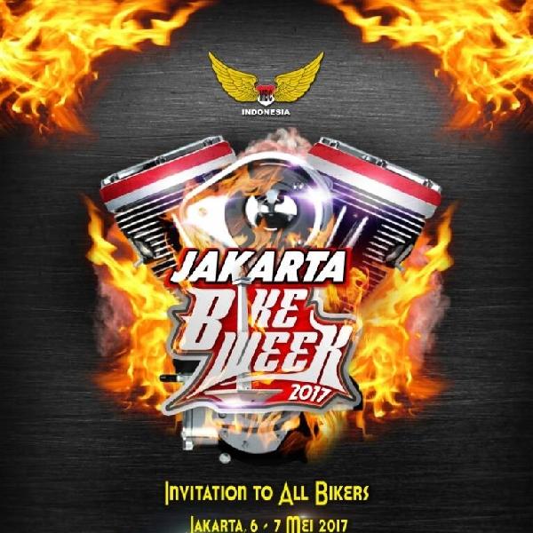 Jakarta Internasional Bike Week Akan Dibanjiri Ribuan Biker