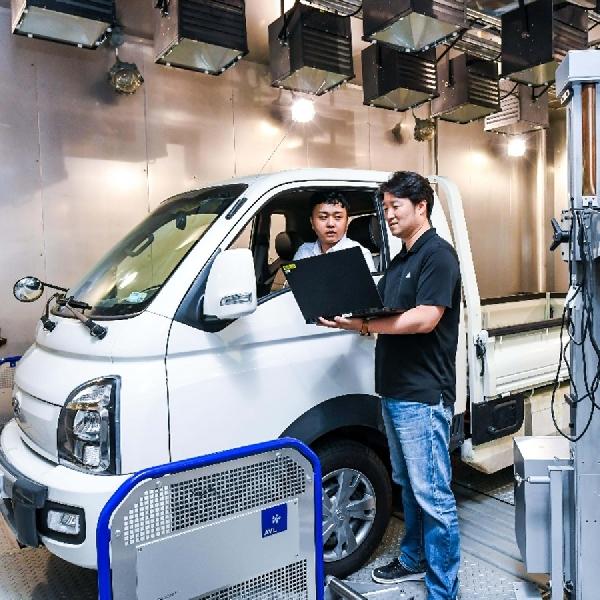 Teknologi Baru Hyundai Untuk Mobil Listrik Komersial