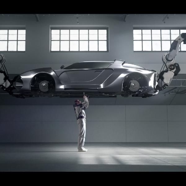 Hyundai Kembangkan VEX Untuk Industri Otomotif