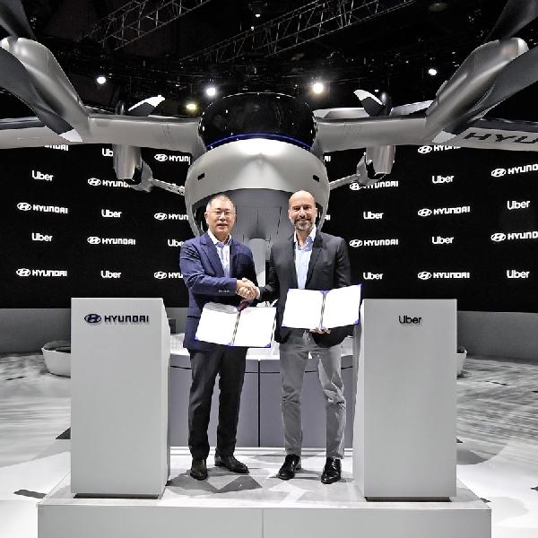 Beragam Kemajuan Hyundai di CES 2020