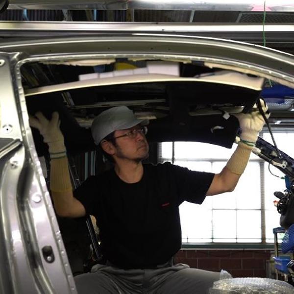 Nissan Investasi Triliunan Bangun Pabrik Berteknologi