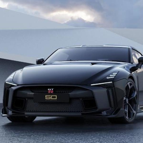 Nissan GT-R 50 Mulai Dikirim Akhir Tahun 2020