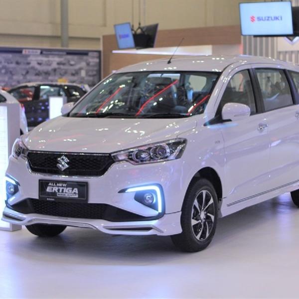 Suzuki Catatkan Peningkatan Penjualan di Semester Dua 2019