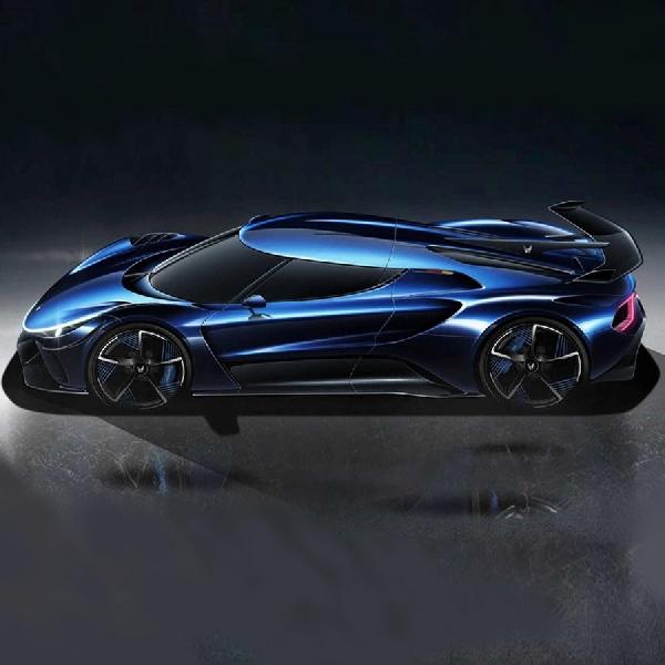 Produsen Mobil Baru Ciptakan Hypercar Listrik Bertenaga 2.299-HP