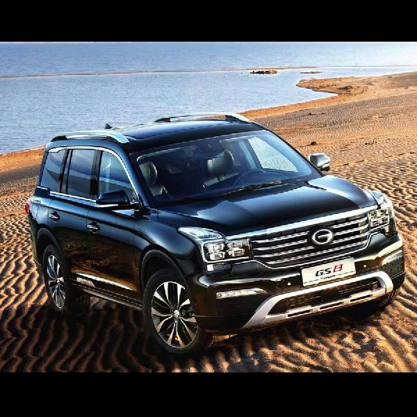Produsen Mobil China Merabah Ke Pameran dengan Skala Internasional