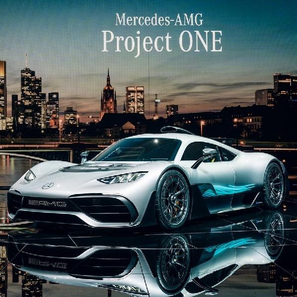 Project One Mercedes-AMG Project Bermesin F1 Akan Segera Diuji Coba