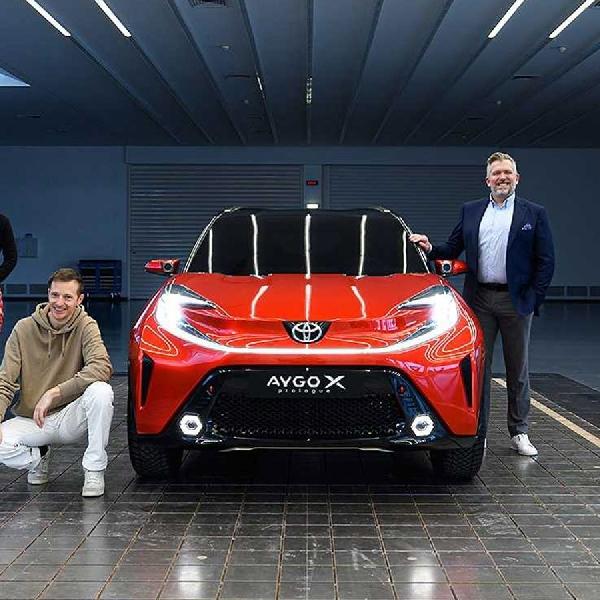 Toyota Aygo X Terungkap Dengan Tampilan Lebih Berani