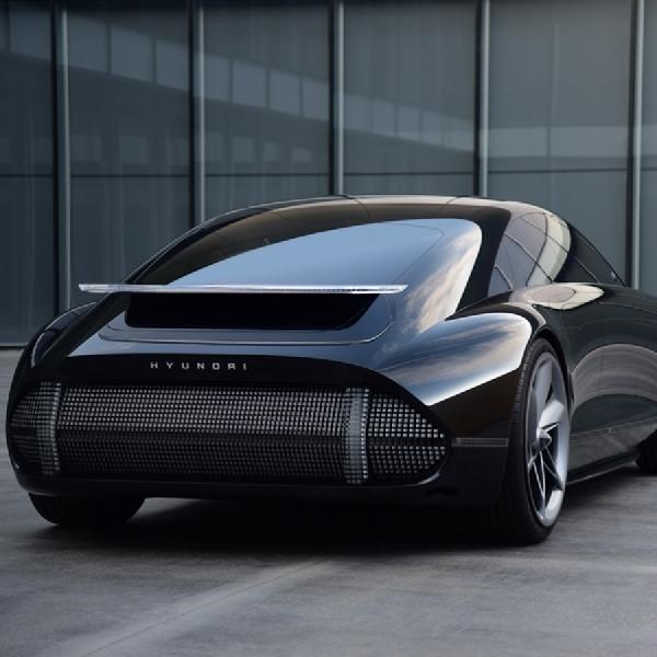 Hyundai Resmi Luncurkan Mobil Konsep Prophecy