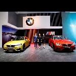 GIIAS 2017: Pukau Pengunjung, BMW Luncurkan BMW M3 dan M4 Coupe Terbaru