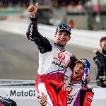 MotoGP: Puncaki Klasemen MotoGP, Johann Zarco Sebut Bukan Pembalasan