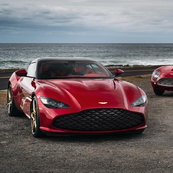 Purwarupa Aston Martin DBS GTZagato Melenggang, Versi Custom Superleggera