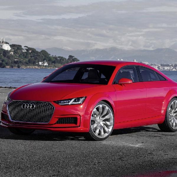Rumor Audi TT Akan Dipasangkan Model Empat Pintu