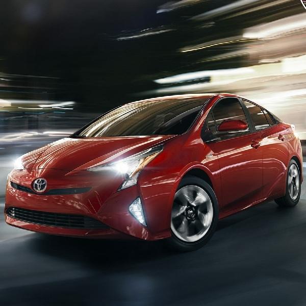 Toyota Prius Mulai Debut Kembali di LA Auto Show