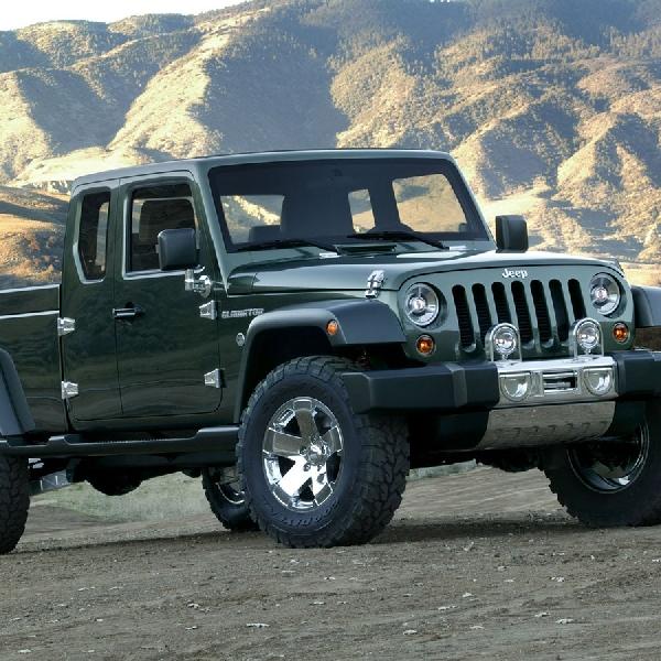 Rumor Jeep Akan Pilih Gladiator Daripada Scrambler