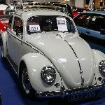Jejeran Mobil Bintang Hollywood di NEC Classic Motor Show