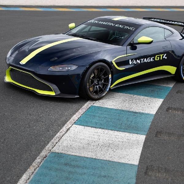Aston Martin Lagonda Perluas Kemitraan di Yas Marina Circuit