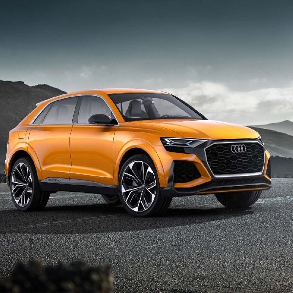 Juni Mendatang, Audi Akan Lahirkan SUV Terbarunya