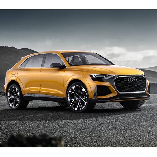 Audi Mulai Bocorkan Detail Q8