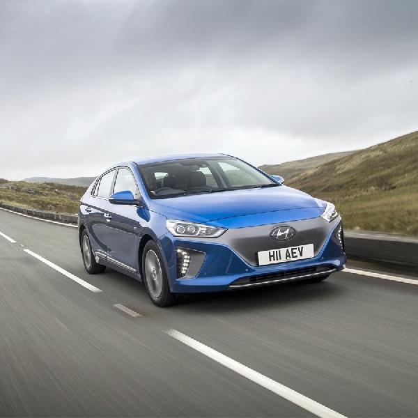 Hyundai Sabet Penghargaan Kendaraan Listrik Terbaik