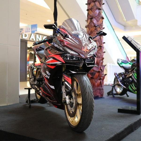 Honda Sport Motoshow 2018 Kenalkan Produk Sport dan Ragam Modifikasi Sport Premium Honda