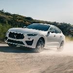 Maserati Pamerkan Levante GTS di LA Auto Show
